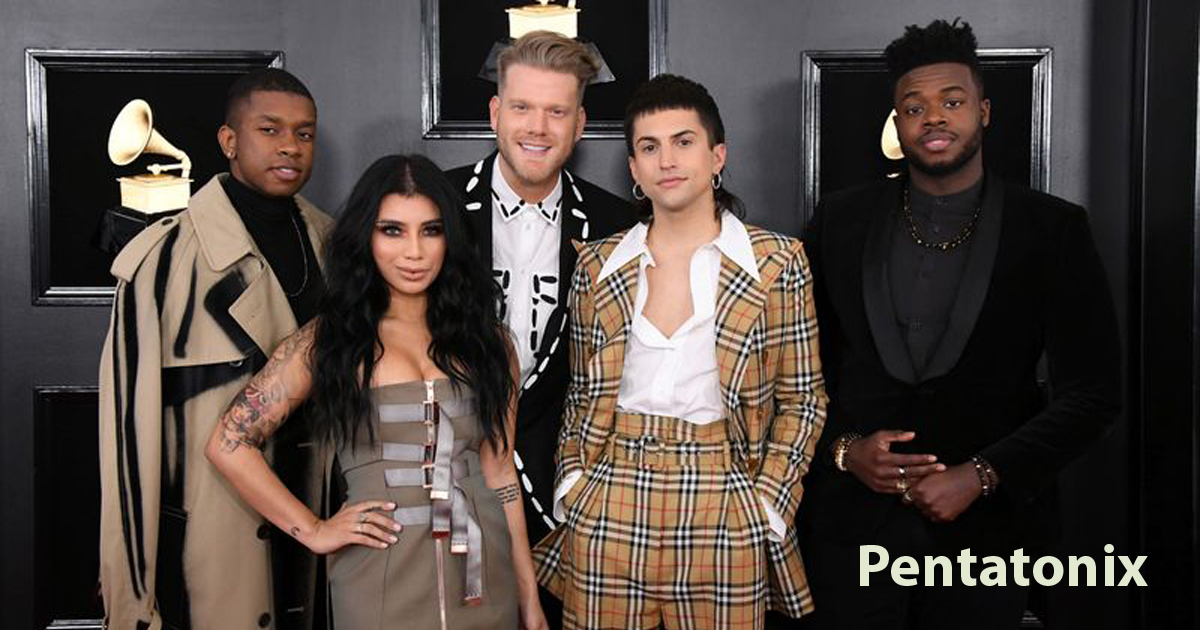 Pentatonix: You're A Mean One, Mr. Grinch